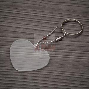 13275 Chaveiro Plástico Coração